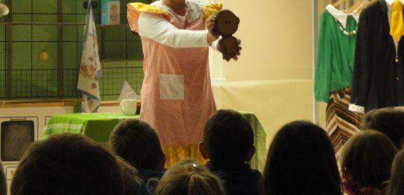 1. abonmajska predstava za učence 1. triade