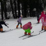 Zimski športni dan 4. razreda
